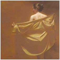 Yellow Robe