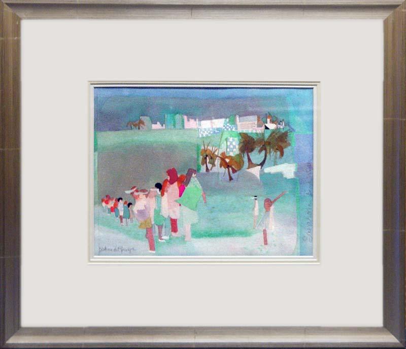 Dabbert Gallery - Beatrice del Perugia, artist, Sarasota, Florida ...